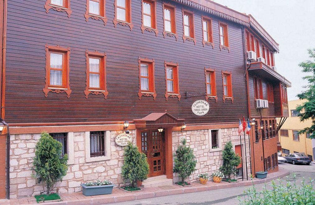 Old City Tashkonak Hotel