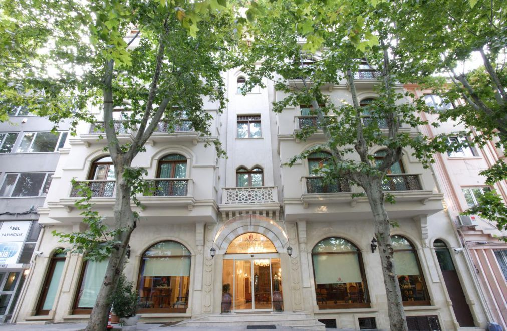 Old City Hotels Sultanhan Hotel
